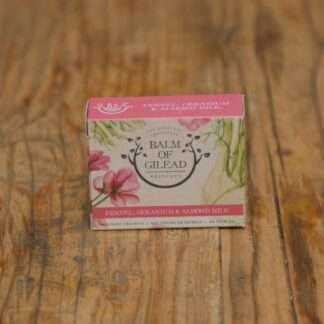Balm Of Gilead Fennel, Geranium & Almond Milk Soap