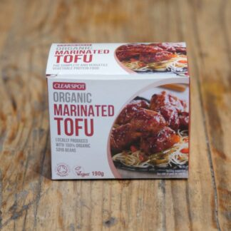 ClearSpot Organic Marinated Tofu (190g)