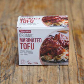 ClearSpot Organic Marinated Tofu (190g)