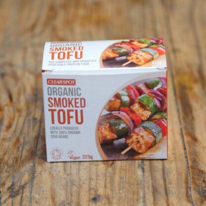 ClearSpot Organic Smoked Tofu (225g)
