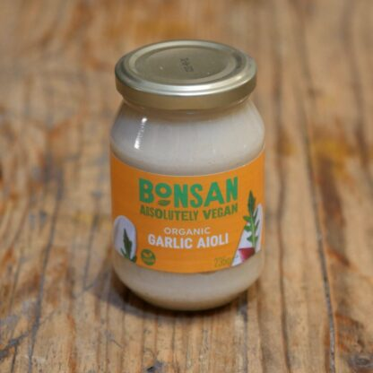 Bonsan Garlic Aioli 235g