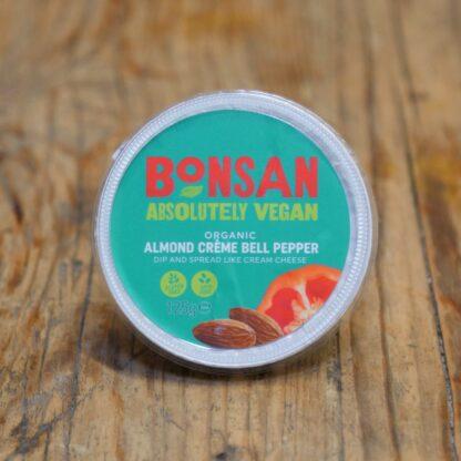 Bonsan Almond Creme Bell Pepper Dip 125g
