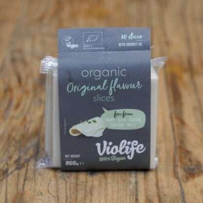 Violife Organic Original Slices 200g