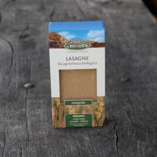 Bio Idea - Wholewheat Lasagne Sheets