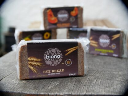 Biona Rye Bread Original (500g)