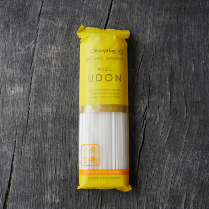 Clearspring - Udon Noodles Wide