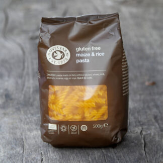 Doves Farm - Gluten Free Maize & Rice Pasta (500g