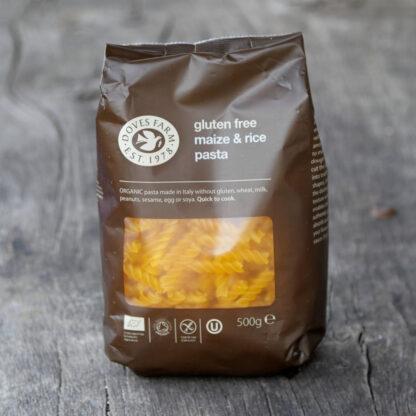 Doves Farm - Gluten Free Maize & Rice Pasta (500g