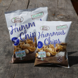 Eat Real Hummus Chips - Sea Salt