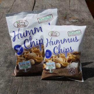 Eat Real Hummus Chips - Sea Salt