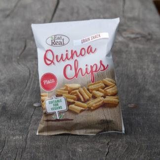 Eat Real Quinoa Chips - Plain (30g)