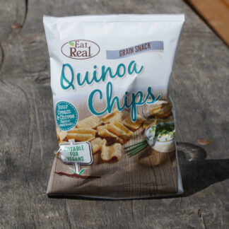 Eat Real Quinoa Chips - Sour Cream & Chives (30g)