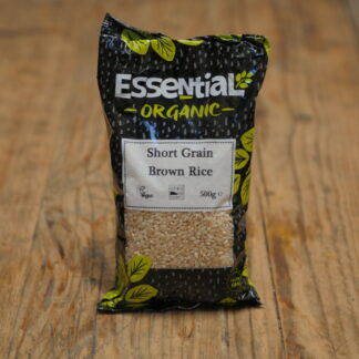 Essential - Short Grain Brown Rice 500g