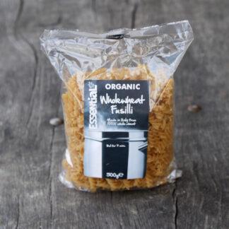 Essential - Wholewheat Fusilli (500g)