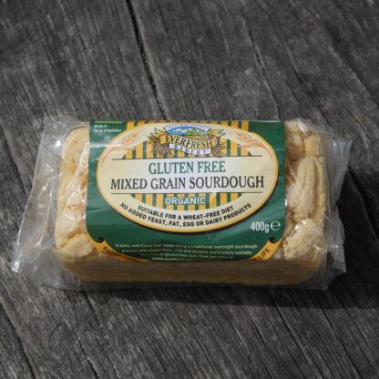 Everfresh - Gluten Free Mixed Grain Sourdough (400g)