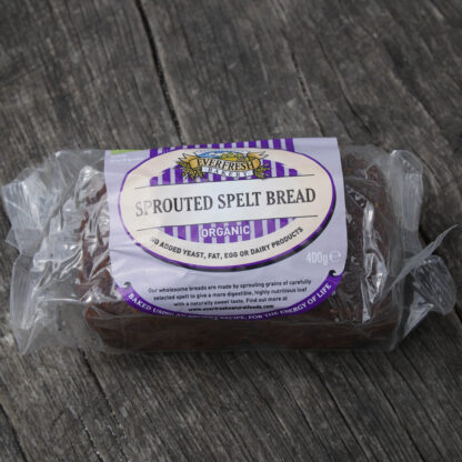Everfresh - Sprouted Spelt Bread (400g)