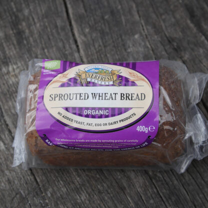 Everfresh - Sprouted Wheat Bread (400g)