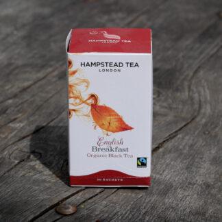 Hampstead London - English Breakfast Tea