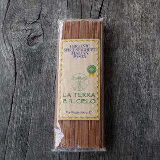 La Terra E Il Cielo - Spelt Spaghetti (500g)