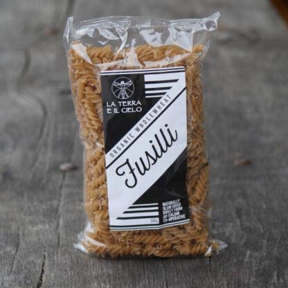 La Terra E Il Cielo - Wholewheat Fusilli (500g)