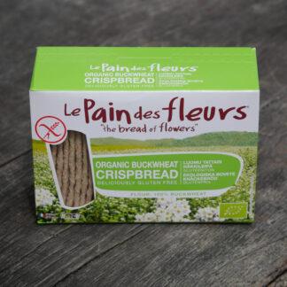 Le Pain De Fleur - Buckwheat Crispbread