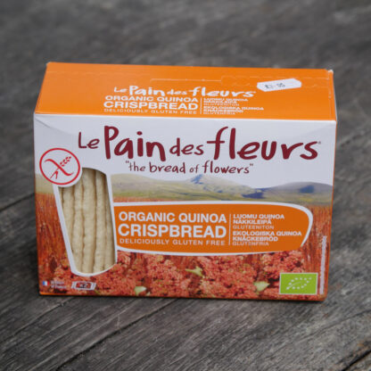 Le Pain De Fleur - Quinoa Crispbread