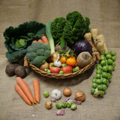 Large Christmas Veg Box