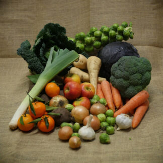 Medium Christmas Veg Box