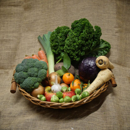 Regular Christmas Veg Box