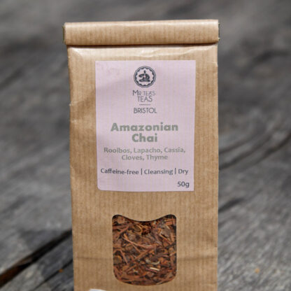 Mr Tea's Teas - Amazonian Chai