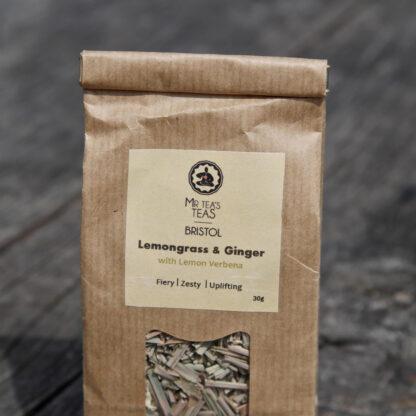 Mr Tea's Teas - Lemongrass & Ginger