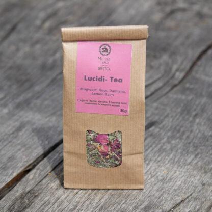 Mr Tea's Teas - Lucidi-Tea