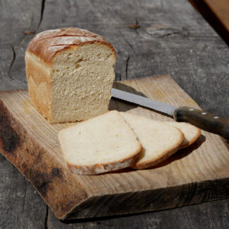 Old Market Assembly Organic White Tin Loaf