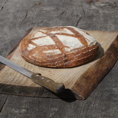 Old Market Assembly Organic Wholemeal Sourdough