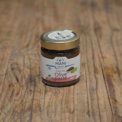 Mani Kalamata Olive Paste 180g