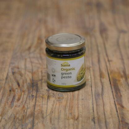 Suma Organic Green Pesto 160g (Vegan)