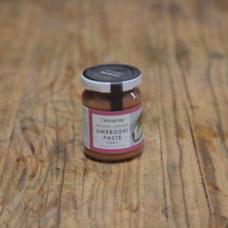 Clearspring Organic Umeboshi Paste