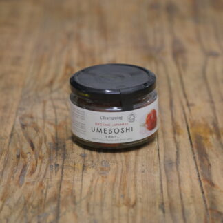 Clearspring Organic Umeboshi Plums