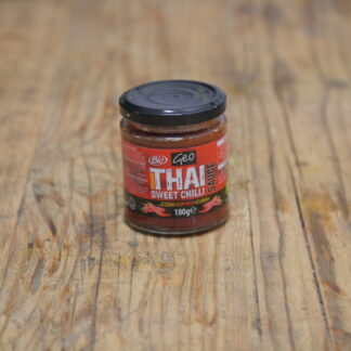 Geo Organics Thai Sweet Chilli Paste 180g