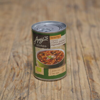 Amy's Kitchen Rustic Italian Vegetable Soup 400g