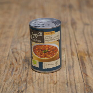 Amy's Kitchen French Vegetable Soup 400g