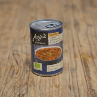 Amy's Kitchen Quinoa Kale & Lentil Soup 400g