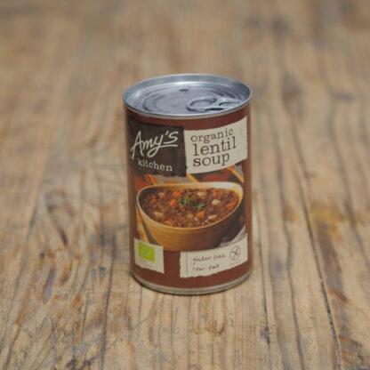 Amy's Kitchen Organic Lentil Soup 400g