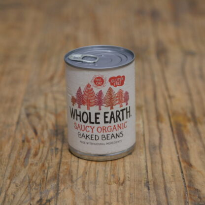 Whole Earth Saucy Baked Beans 400g