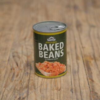 Suma Organic Baked Beans 400g