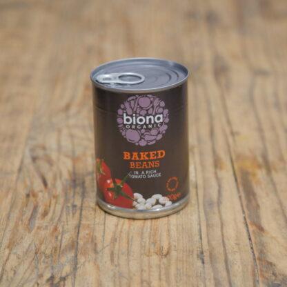 Biona Organic Baked Beans 400g