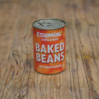 Essential Organic Baked Beans 400g