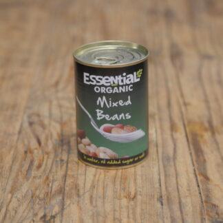 Essential Organic Mixed Beans 400g