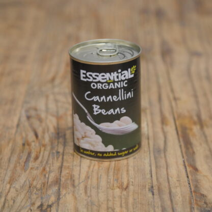 Essential Organic Cannellini Beans 400g