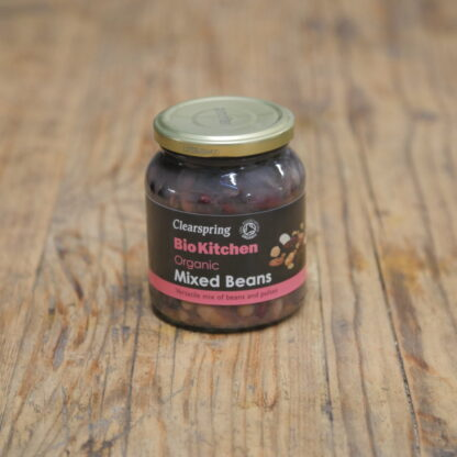 Clearspring Organic Mixed Beans 350g